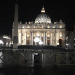 St. Pieter in de avond